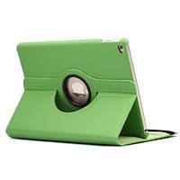 Зеленый вращающийся чехол для Ipad Air 2