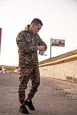 Размеры S-3XL | Мужская куртка анорак Nike Пиксель, фото 3