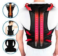 Корректор осанки Back Pain Need Help | Корсет для спины позвоночника