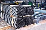 Труба нержавеющая  57х4 сталь 12Х18Н10Т, фото 2
