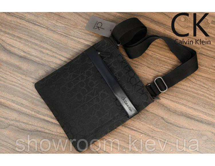 Мужская стильная брендовая сумка на плечо (472)