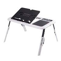 Подставка для ноутбука с охлаждением E-TABLE LD09