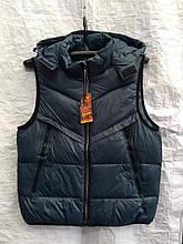 Жилет чоловічий стеганний модний JAXiNG на синтепоні розмір 48-56 купити оптом зі складу 7 км Одеса
