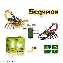 Игрушка скорпион на пульте управления