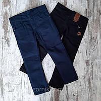 Шкільні штани котонові дитячі для хлопчика 3-7 років,колір уточнюйте при замовленні