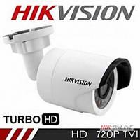 HD-TVI камера видеонаблюдения Hikvision DS-2CE16C0T-IR