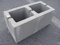 Блок стеновой вибропрессованный 390*190*188 мм
