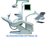 Стоматологическая установка Zevadent  800 OPTIMAL 09