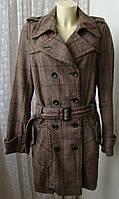 Пальто женское модное стильное легкое хлопок бренд Eds by esprit р.46-48 5018, фото 1