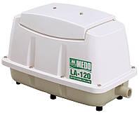Компрессор для очистных сооружений поршневой (воздуходувка) Nitto MEDO LA-120