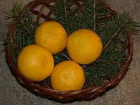 Натуральное мыло Мандаринки