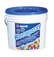 Mapei KERAPOXY - двухкомпонентный кислотостойкий эпоксидный заполнитель (5 кг )
