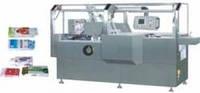 Автоматическая линия (машина) для складывани картоных коробок и упаковки в них продукции