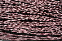 Шнур 3мм (200м) т. коричневый