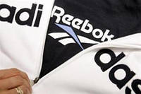 Reebok тянет Adidas на дно.
