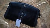 Женская стильная сумка-клатч с натуральным мехом пони (расцветки)