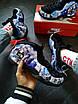 Кросівки чоловічі Nike Air x Zoom North Face x Suprime 44-45 розмір, фото 9