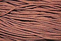 Шнур 3мм (200м) коричневый (шоколад)
