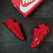 Кросівки Nike Runner чоловічі Червоні, фото 3