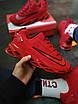 Кросівки Nike Runner чоловічі Червоні, фото 8