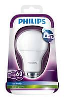 Лед лампа Philips Bulb 9W E27 6500К