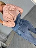 Женский спортивный  костюм, (Турция); Размеры:С,М,Л,ХЛ (полномерные) Цвета:черный,красный,белый,пудра, фото 3