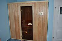 Двери для саун и бань Classic 80x190 (бронза)