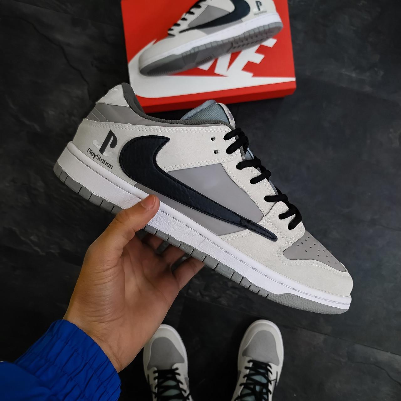 Мужские кроссовки Nike SB x PS x Travis Scott