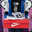 Мужские кроссовки Nike SB Grey, фото 2