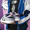 Мужские кроссовки Nike SB Grey, фото 3
