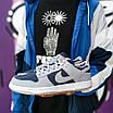 Мужские кроссовки Nike SB Grey, фото 4