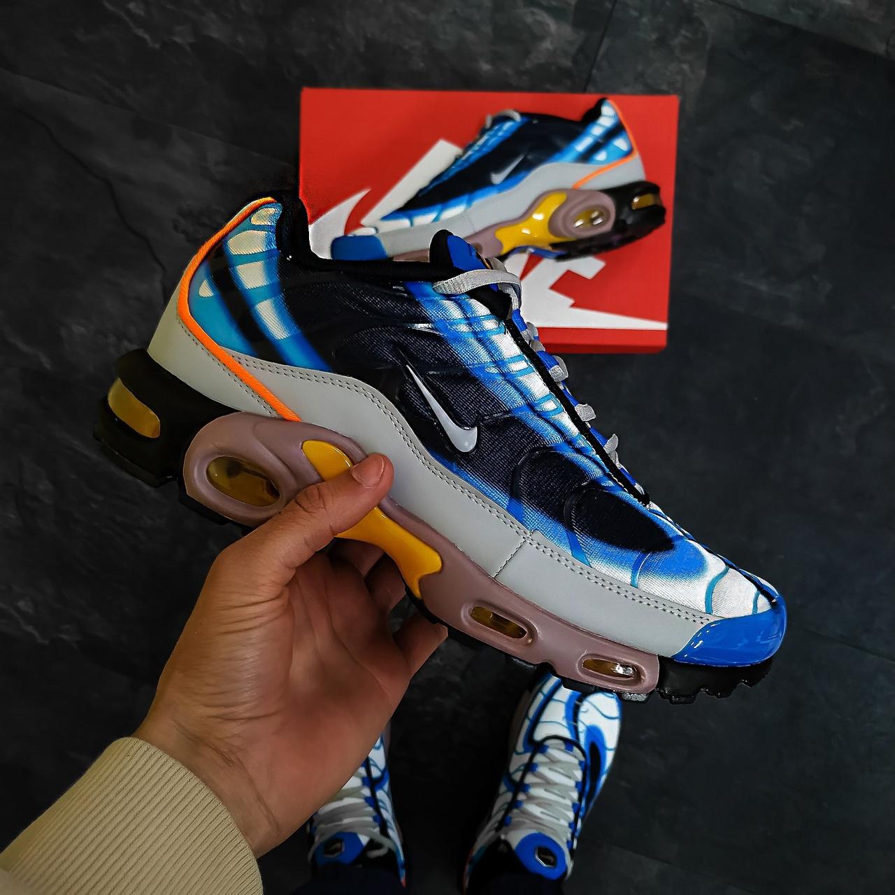 Мужские кроссовки Nike Air Max TN Plus Deluxe