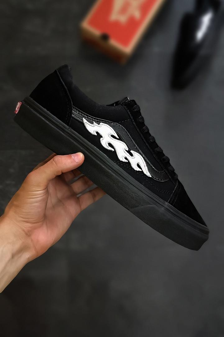 Чоловічі кеди Vans Old Skool All Black