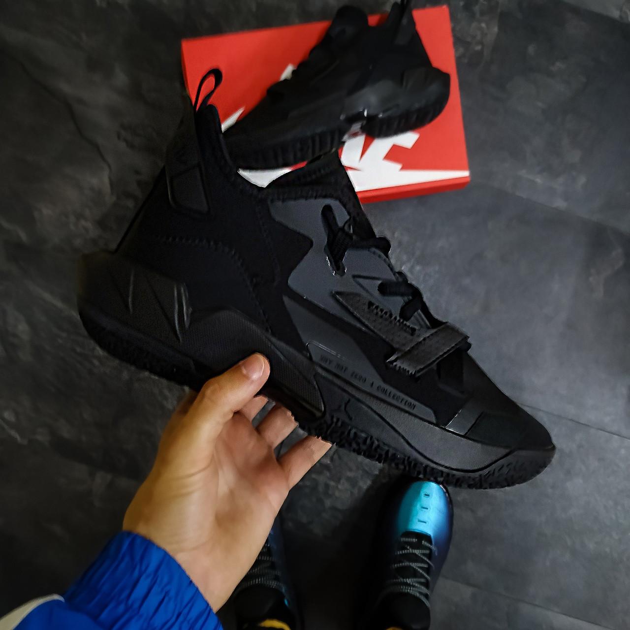 Кроссовки Nike Why not Zero 4 Black