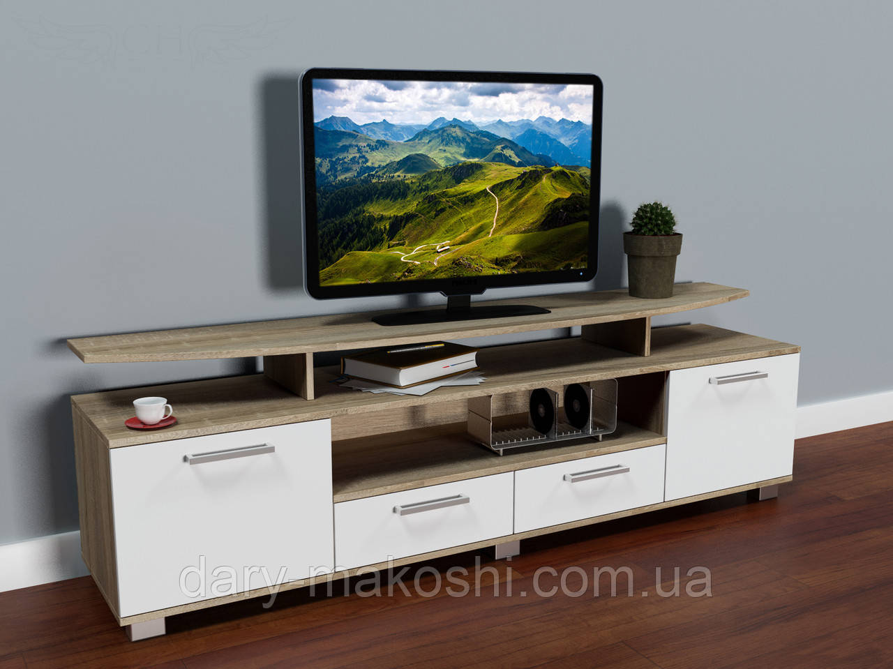 "Тумба для ТВ ""Comfy Home"" Display-2"