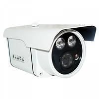 Камера видеонаблюдения наружная 939 B: светочувствительность 0 Люкс, IR-подсветка, фиксированный фокус