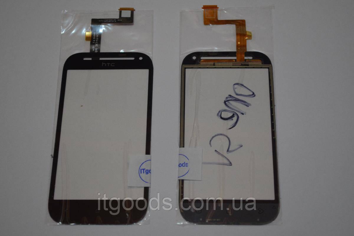 Оригинальный тачскрин / сенсор (сенсорное стекло) для HTC Desire SV T326e (черный цвет) + СКОТЧ В ПОДАРОК