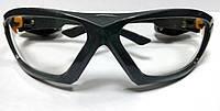 Очки с двумя фонариками, стекло поликарбонат