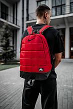 Рюкзак Nike AIR (Найк) червоний