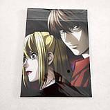 """Набір """"Death Note"""": щоденник, пенал, скетчбук, фото 3"""