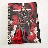 """Набір """"Death Note"""": щоденник, пенал, скетчбук, фото 4"""