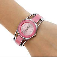 """Часы женские кварцевые наручные """"Камелот"""", розовый"""