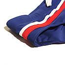 Чоловічі плавки UXH темно-сині на шнурівці, фото 4