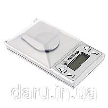 Високоточні цифрові ваги Diamond (0.001 g/10g)