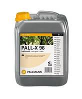 Pall-X 96 1-K водный высокостойкий объектный паркетный лак