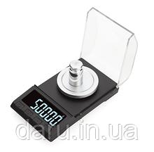 Ваги ювелірні S-8068B (50g/0.001 g) БЕЗ ФІРМОВОЇ КОРОБКИ