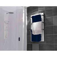 Экономный электрический инфракрасный обогреватель с полотенцесушителем (300 ВТ, 10 м.кв.) Ecos 300 В