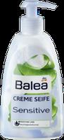 Жидкое крем-мыло Нежность для чувствительной кожи  Balea Creme Seife Sensitive 500 мл