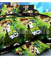 Комплект постельного белья Ранфорс полуторный 150*220 см
