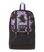 Женский рюкзак JanSport Cortlandt Backpack Multi Purple Ombre Daisy